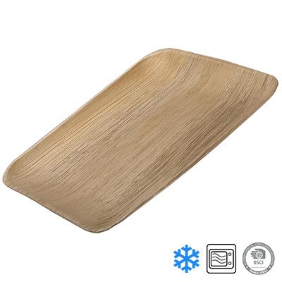 Palmblatt Teller/Tablett